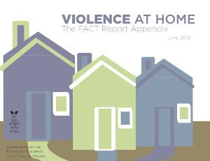 2010 FACT Report Appendix (pdf)